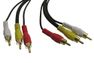 ISOTECH Audio/Video Cable 3xRCA M/M HQ 3m