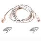 BELKIN CAT 5 PATCH CABLE 2M MOULDED SNAGLESS WHITE NS