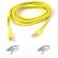 BELKIN CAT 5 PATCH CABLE ASSEMBLED YELLOW 50CM IN
