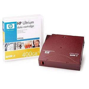 Hewlett Packard Enterprise Ultrium 200/400 GB Data Cartridge LTO2