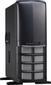 CHIEFTEC Midi GX-01B black Gaming - PSU