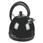 OBH NORDICA Dome Kettle Vannkoker 2200W, 1,8 l, skjult element,Piano black