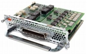 CISCO 6PORT VOICE/FAX EXPANSION MODULE - BRI