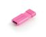 VERBATIM USB key 8GB Store 'N' Go Pin Stripe, Hot pink