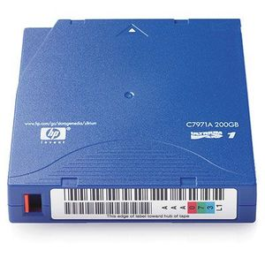 Hewlett Packard Enterprise Ultrium 100/200 GB Data Cartridge LTO1