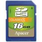 APACER Micro Secure Digital HC 16.0GB Class 4 Retail