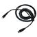 HONEYWELL Honeywell Cable, coiled Commercial USB A Connector: USB Type A Length: 9.2 ft. (2.8m)