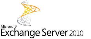 MICROSOFT Exchange Server 2010 Standard. Single Language Pre-owned