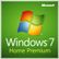 MICROSOFT Windows 7 Home Premium 64-bit SP1 OEM, DVD, Engelsk