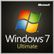 MICROSOFT Windows 7 Ultimate 64-bit SP1 OEM, DVD, Engelsk