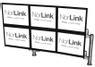 NORLINK SpaceCo Pro S6m/gjennomgående feste