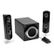VIDEO SEVEN V7 2.1 VALUE SPEAKER SYSTEM 18 WATT BLACK IN