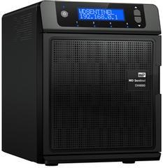 SENTINEL DX4000 NAS 8TB RAID 1/5 GBE USB 3.0 SMALL OFC STOR SVR