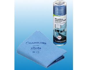 CAMGLOSS Microfibre Cloth 18x20 Vileda Professional