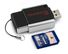 KINGSTON MobileLite G2 Multi-card Reader w/4GB SD