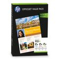 HP 951XL Officejet,  värdepaket,  75 ark/ A4/ 210 x 297 mm