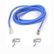 BELKIN CAT 5 PATCH CABLE ASSEMBLED BLUE 1M NS