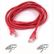 BELKIN CAT 5 PATCH CABLE 1M MOULDED/ SNAGLESS RED NS