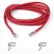 BELKIN CAT 5 PATCH CABLE ASSEMBLED RED 50CM NS