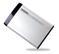 ARGOSY Extern 2,5 tum USB 2.0 låda