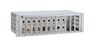 ALLIED TELESYN 12 slot media converter rackmount chassis with redundant power option