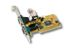 EXSYS I/O-Card 2 Port Serial 16550 PCI 50-921600BAUD 16B