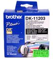Etikett BROTHER universal 17x87mm (300) / BROTHER (DK-11203)