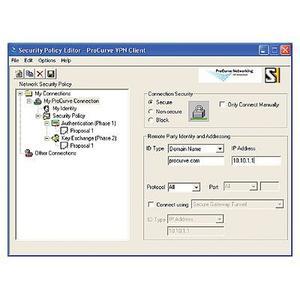 HP ProCurve VPN Client Unlimited License