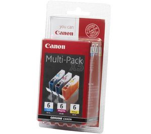 CANON BCI-6C+BCI-6M+BCI-6Y BL multipack