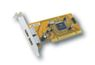 EXSYS USB 2.0 PCI kort 2 porter, lavprof.