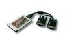 EXSYS 2 x Seriell kort PC-Card16C550