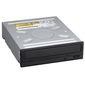 "FUJITSU DVD-RW supermulti slimline SATA, all CD/DVD formats,  DUAL/DL, DVD-RAM, incl. software, slimline 0.5"" fitting height, anthracite"