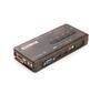 EDIMAX EK-UAK4 KVM Switch 4 Port USB, 4 Cable Kit