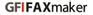 GFI SOFTWARE FAXMAKER - SR140 2 CH FAXMAKER - SR140 2 CH