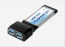 FREECOM HOSTCONTROLLER USB 3.0 CARD USB 3.0 EXPRESS CARD IN