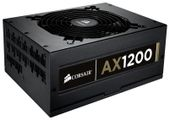 CORSAIR AX 1200W 80 PLUS® Gold ATX 12V, Gold Efficiency,  Modulær (CMPSU-1200AXEU)