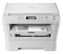 BROTHER Multifunction Laserprinter DCP7055 Copy Scan Print 20 ppm 2400x600dpi GDI