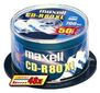 MAXELL CD-R 80XL 700MB 1-48X SPINDEL 100 PACK SILVER OVANSIDA NS