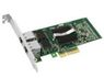 INTEL Pro/1000PT PCIe DualPort Server Adapter (2x 1000BaseT), PCI Express x4