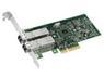 INTEL EXPI9402PF server adapter 1Gbit LC fiber PCI Express dual port bulk