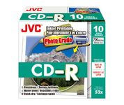 CD-R 52X PhotoIJ 10-pack Slimcase