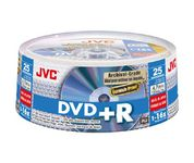 DVD+R 16X 4,7GB Archival 25-pack