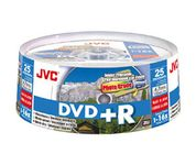 DVD+R,16x 4, 7GB, 25-pack spindel