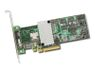LSI SAS9260-4I KIT RAID 4PORT INT 6GB SAS/SATA PCIE 2.0 512MB