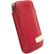 KRUSELL Gaia Mobile Pouch Medium, Red