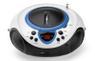 LENCO SCD-38 Stereo Anlæg Blå med USB