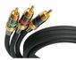 STARTECH 25FT PREMIUM 3IN1 COMPONENT RCA VIDEO CABLE M/M (CPNTHQ25) (CPNTHQ25            )