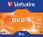 VERBATIM R Verbatim 4.7GB 5pJewel Case, 16X