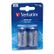 VERBATIM C Alkaline Battery (LR14) 2pack Blister Retail