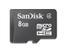 SANDISK SANDISK MicroSDHC 8GB